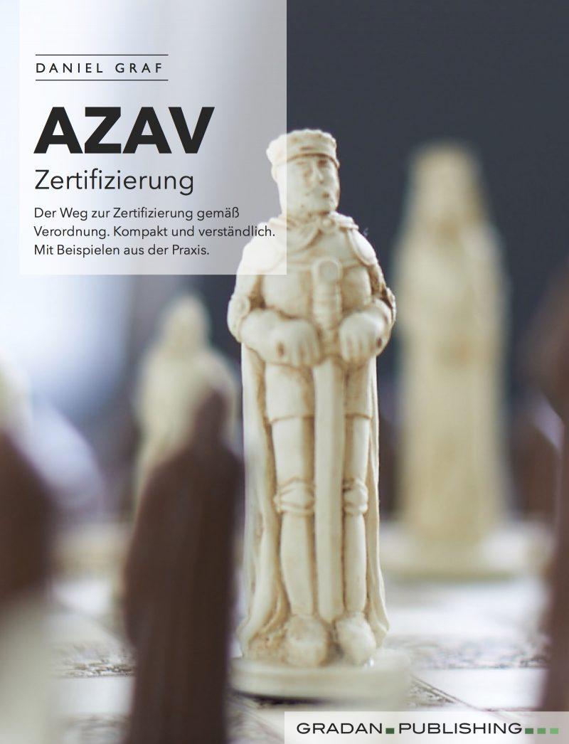 ebook zur AZAV von Daniel Graf der GRADAN als PDF Download