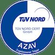 TÜV AZAV Zertifizierung ISOGRAF Daniel Graf